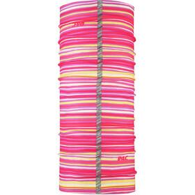 P.A.C. Reflector Multitube Kids stripes pink